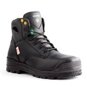 Terra – Chaussures de travail de 6 po Baron pour hommes, havane