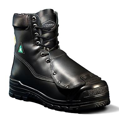 Terra Sentinel Men's Specialty Work Boot, Black
