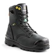 Terra Paladin Men's Specialty Work Boot, Black