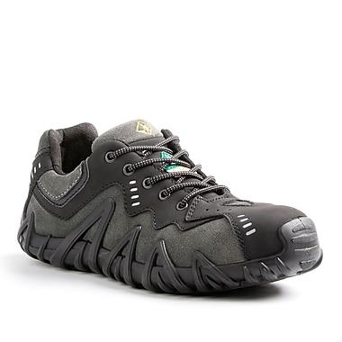 Terra – Chaussures sportives de sécurité pour hommes Spider, charbon