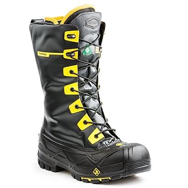 Terra – Chaussures de travail spécialisé Crossbow XT pour hommes, noir