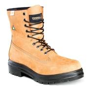Terra – Chaussures de travail de 8 po Replay II pour hommes, havane