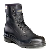 Terra – Chaussures de travail de 8 po Replay II pour hommes, noir