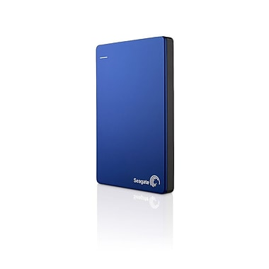 Seagate® – Disque dur externe Backup Plus Portable de 2 To