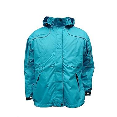 Ladies Creekside Tri-Zone Jacket, Pacific Blue