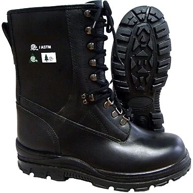 Leather Chainsaw Boot