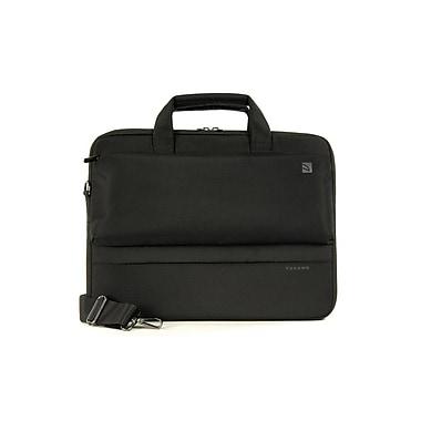Tucano – Sacs mince Dritta BDR1314 pour MacBook Pro de 15 po ou ordinateur portatif de 13 ou 14 po, noir
