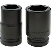 "Gray Tools 6 Point Deep Length, Impact Sockets, Drive size: 1"""
