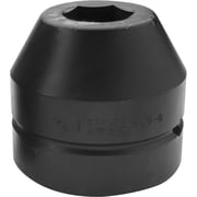 """Gray Tools 6 Point Standard Length, Impact Sockets, Drive size: 2-1/2"""""""