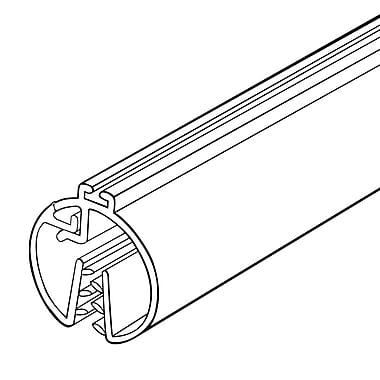 FFR Merchandising Space Commander Banner Hanger with Track, 36