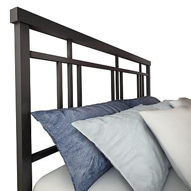 Amisco – Tête de lit double Cottage de 54 po en métal