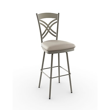 Amisco Chain Swivel Metal Counter Stool 26