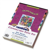 """Pacon Corporation Tru-Ray® Fade-Resistant Construction Paper, 9"""" x 12"""", 300/Set"""