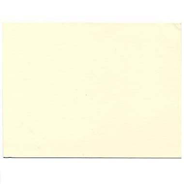 JAM Paper® A6 Blank Note Cards, 4.63