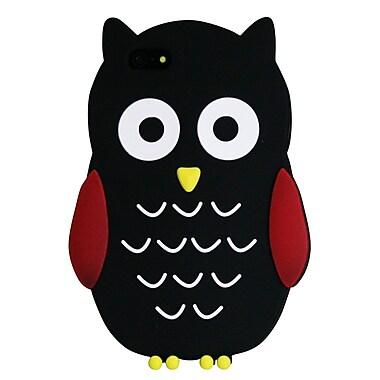 Exian iPhone SE/5/5s Silicon Owl Cases
