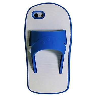 Exian – Étuis en silicone en forme de sandale pour iPhone 5/5s