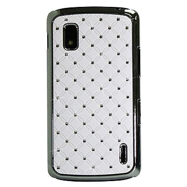 Exian Nexus 4 Cases with Embedded Crystals