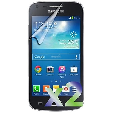 Exian Galaxy Core LTE Screen Protectors, 2 Pieces