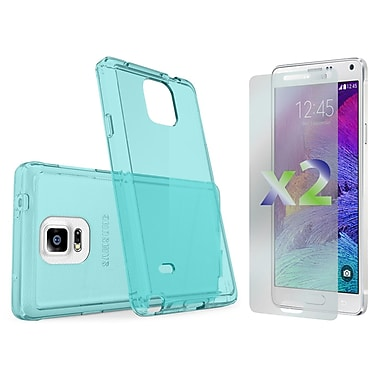Exian Cases for Galaxy Note 4, Transparent