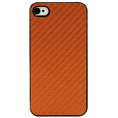 Exian Cases for iPhone 4, Carbon Fiber