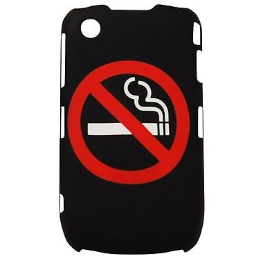 Exian – Étuis avec logo « Interdit de fumer » pour BlackBerry Curve 8520