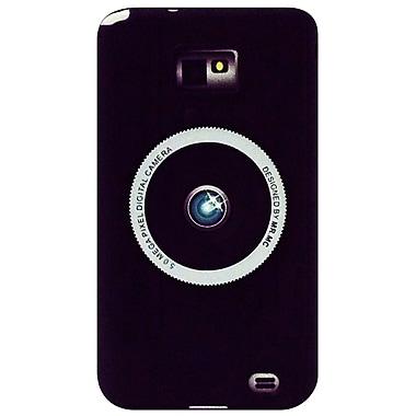 Exian – Étuis avec image d'appareil photo pour Galaxy S2