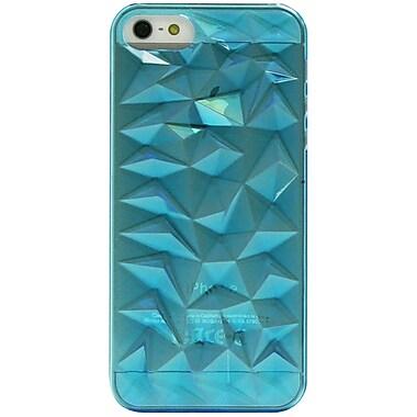 Exian iPhone 5 5s Cases, 3D Diamond Pattern