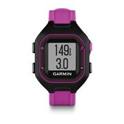 Garmin - Montre GPS de course Forerunner® 25 avec moniteur de fréquences cardiaques, petit