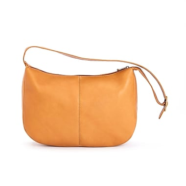 Royce Leather Luxury Women's Shoulder Bag in Handcrafted Colombian Genuine Leather , Tan