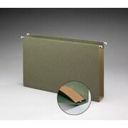 Smead® Box Bottom Hanging File Folder, Letter Size, Standard Green, 25/Box