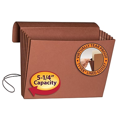 Smead® Extra Wide Expanding Wallets