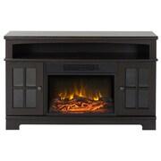 "Flamelux Zarate 44.5"" Wide Media Fireplaces"