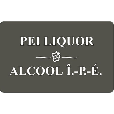 P.E.I. Liquor Control Commission Gift Cards