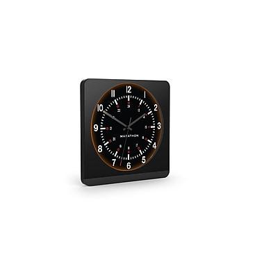 Marathon Auto-Night Light Analog Jumbo Wall Clocks