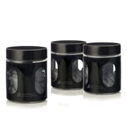 Maxwell & Williams Cosmopolitan Colours Sets of 3 Canisters, 325ml, 2/Pack