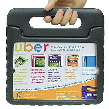 Vision Uber Safe Cases for iPad 2/3/4