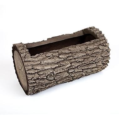 Surreal – Jardinière horizontale à motif de chêne