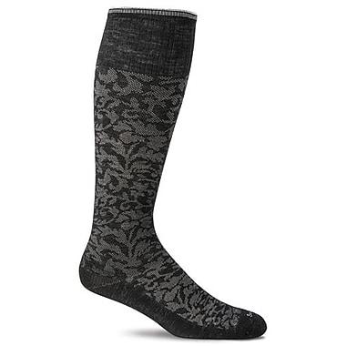 Damask Women Compression Socks, SW16W-900