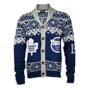 Toronto Maple Leafs Men'S Cardigan Sweater