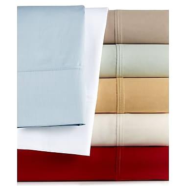 Casual Elegance – Ensemble de draps de lit à 1000 fils par pouce carré, avec 2 taies d'oreillers en prime, grand lit