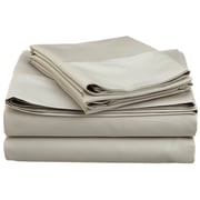 Swiss Collection 1800 Series Microfiber Sheet Set, Solid, Twin