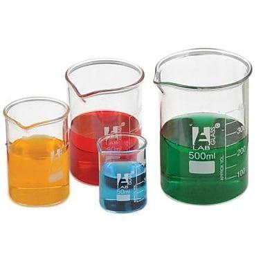 Eisco Low Form Beaker, Borosilicate Glass