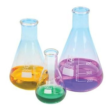 Eisco Erlenmeyer Flask, Narrow Mouth