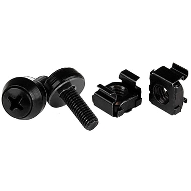 StarTech.com M5 x 12mm, Screws and Cage Nuts