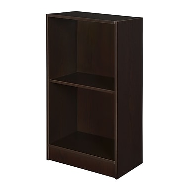 Regency Niche 2-Shelf Bookcase