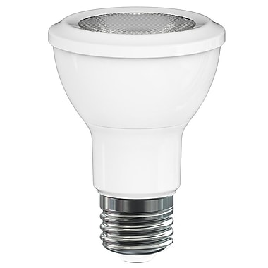 Northern Stars 84446 LED Light Bulb, PAR20 8W, Dimmable, White