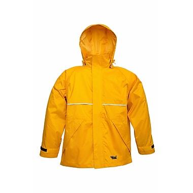Viking Journeyman 420D Ripstop Nylon Jacket Yellow (3300J-L)