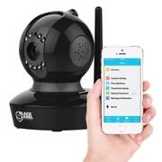 Black Label Innovations Plug & Play 1080P HD WiFi Camera with Pan, Tilt, Night Vision, 2 Way Audio