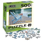 LANG Jigsaw Puzzles, 500-Piece Sets