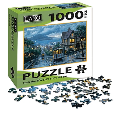 LANG Jigsaw Puzzle, 1000-Piece Sets